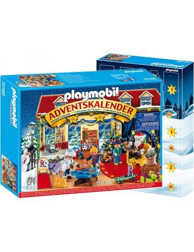 Playmobil 70188 Kalendarz Adwentowy Boże Narodzenie w Sklepie z Zabawkami