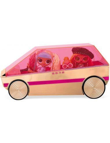LOL Surprise Party Cruiser Samochód 3w1 Basen Parkiet Taneczny 572992