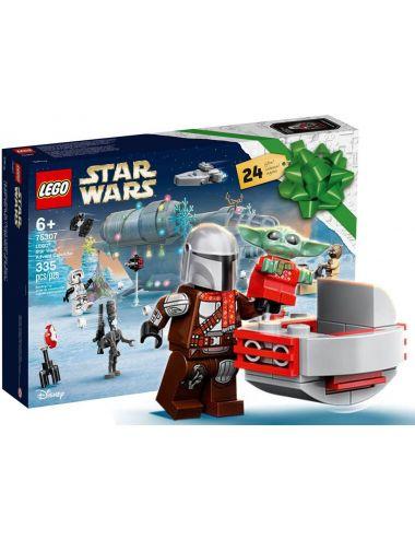 LEGO Kalendarz Adwentowy Star Wars Zestaw 75307