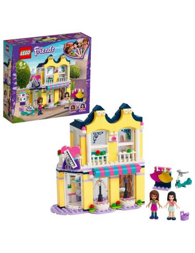 LEGO Friends Butik Emmy 41427