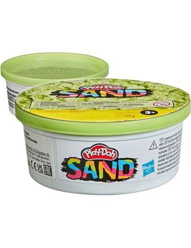 Play-Doh Sand Tuba Masa Plastyczna Zielony Hasbro E9291