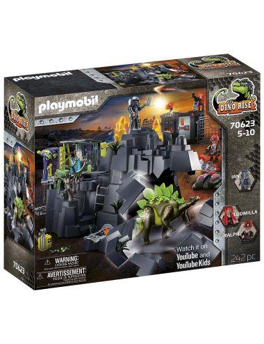 Playmobil Dino Rock Zestaw Interaktywny 70623