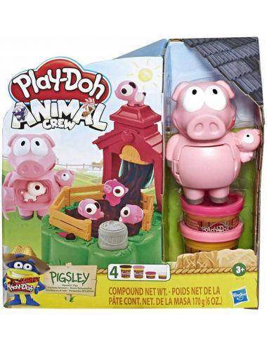 Play-Doh Błotne Świnki Pigsley Ciastolina Plastelina Hasbro E6723