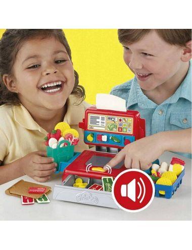 Play-Doh Kasa Sklepowa z Dźwiękiem Ciastolina Plastelina Hasbro E6890