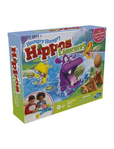 Hasbro Głodne Hipcie Gra Planszowa Rodzinna E9707