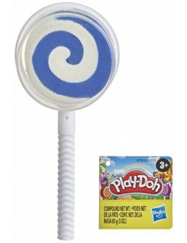 Play-Doh Lizak Niebieski Ciastolina Plastelina Hasbro E7911