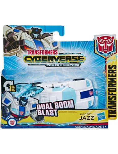 Hasbro Transformers Jazz Pojazd Figurka E4793