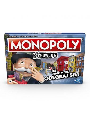 Hasbro Monopoly Pechowców Gra Planszowa E9972