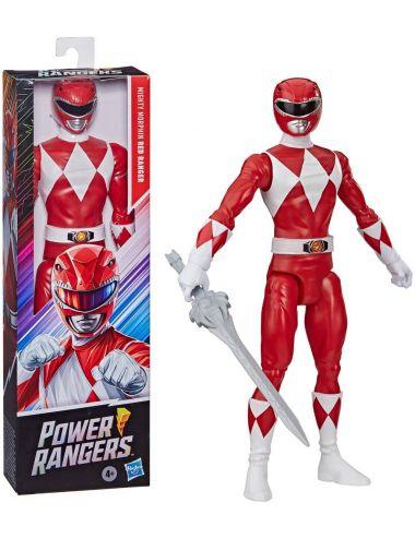 Power Rangers Figurka Czerwona Mighty Morphin Hasbro E8665
