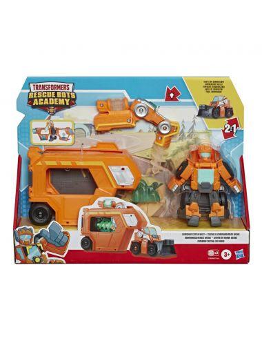 Transformers Centrum Dowodzenia Rescue Bots Academy Hasbro E7180