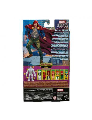 Marvel Legends Super Villains Marvel's The Hood Figurka Zestaw Hasbro F5798