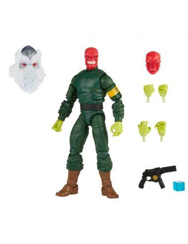 Marvel Legends Super Villains Red Skull Figurka Zestaw Hasbro F3249