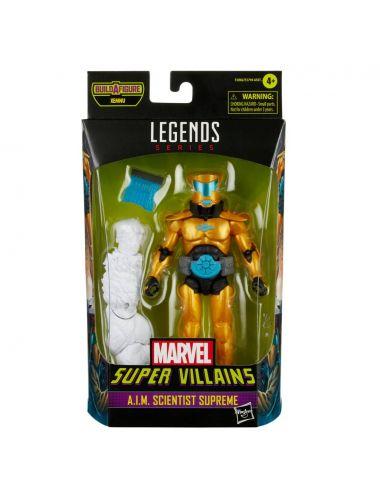 Marvel Legends Super Villains AIM Scientist Figurka Zestaw Hasbro F2802