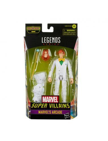 Marvel Legends Super Arcade Scientist Figurka Zestaw Hasbro F2800