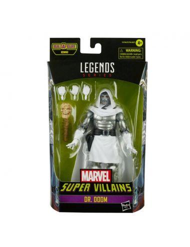 Marvel Legends Super Dr. Doom Figurka Zestaw Hasbro F2796