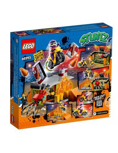 LEGO City Stuntz Park Kaskaderski Zestaw 60293