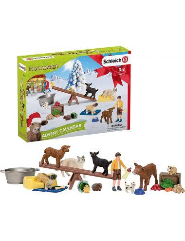 Schleich Kalendarz Adwentowy 202 Farm World 98271