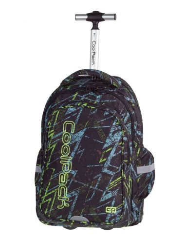 CoolPack Plecak młodzieżowy na kółkach Junior 761