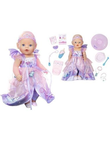 Baby Born Lalka Wróżka z Krainy Czarów WONDERLAND 826225 Zapf Creation