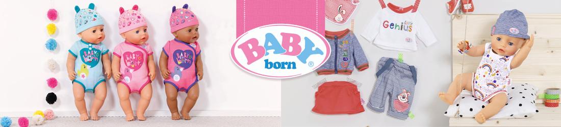 Baby Born lalki i akcesoria
