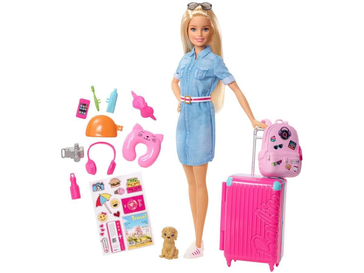 Barbie Lalka w podróży