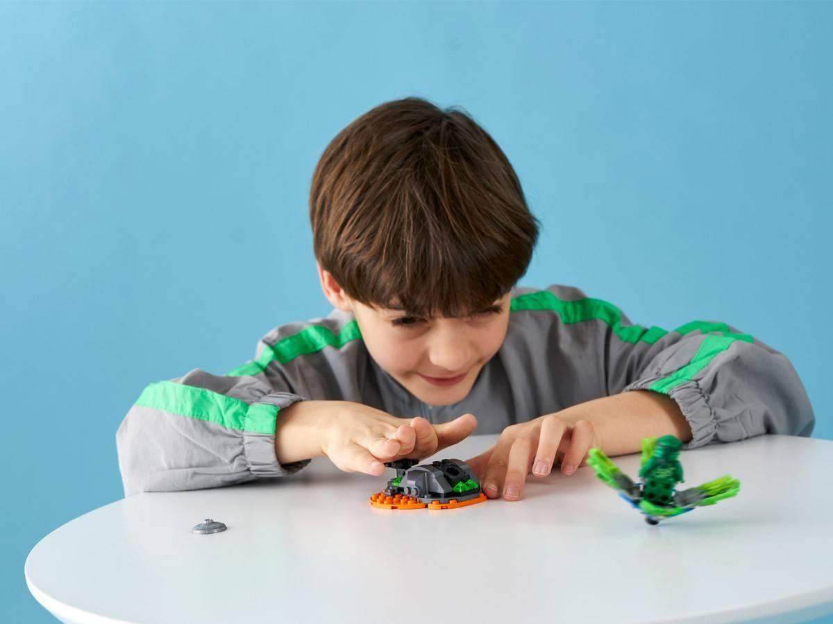 Lego Wybuch Spinjitzu 70687