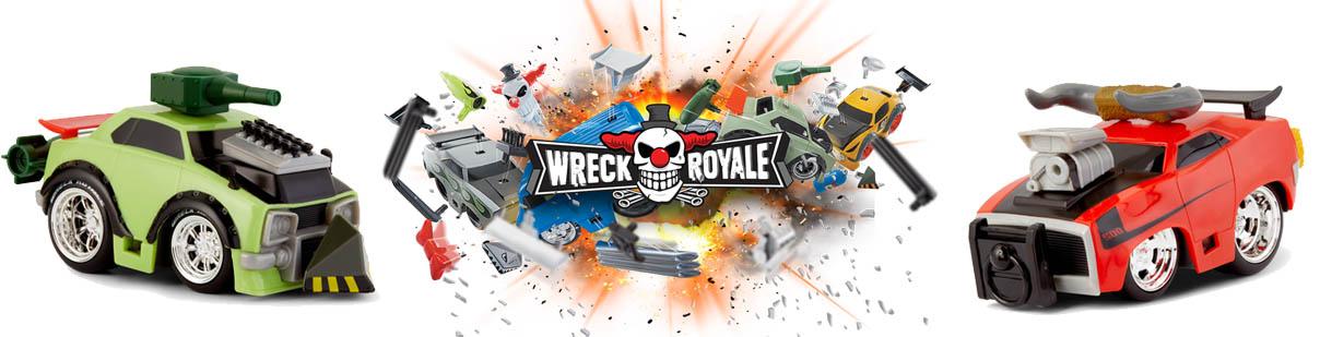 wreck royale logo